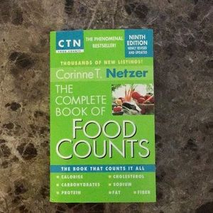 LAST CHANCE!!!   Food Counts Reference Guide